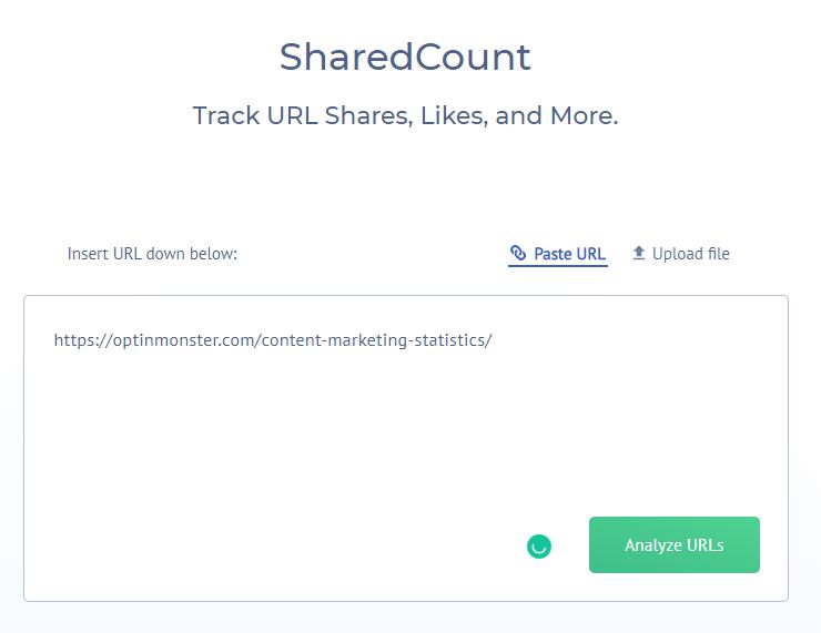SharedCount.com