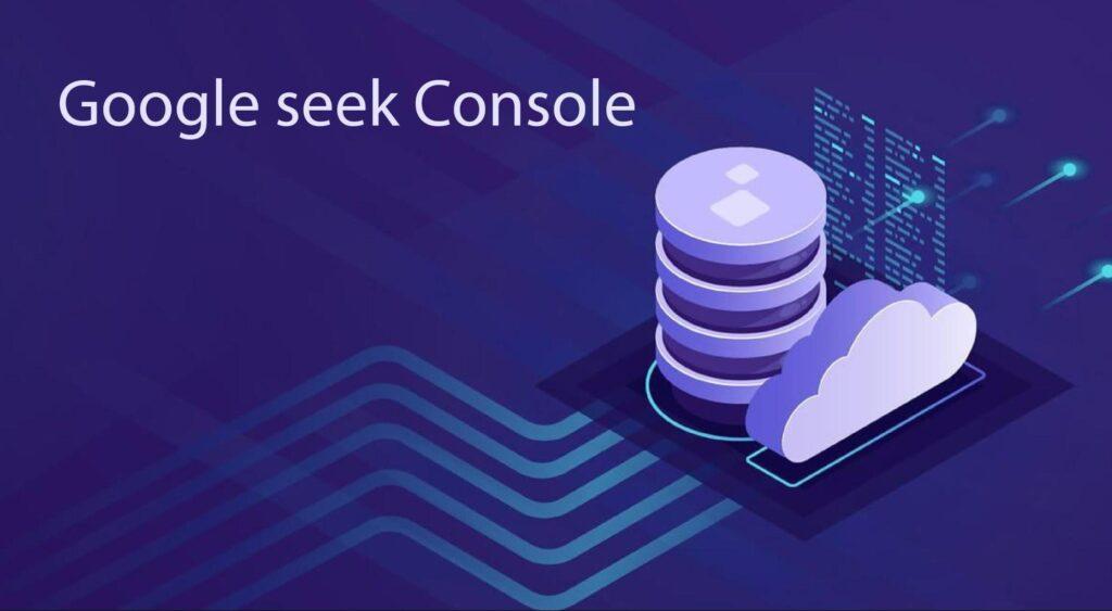 Google seek Console